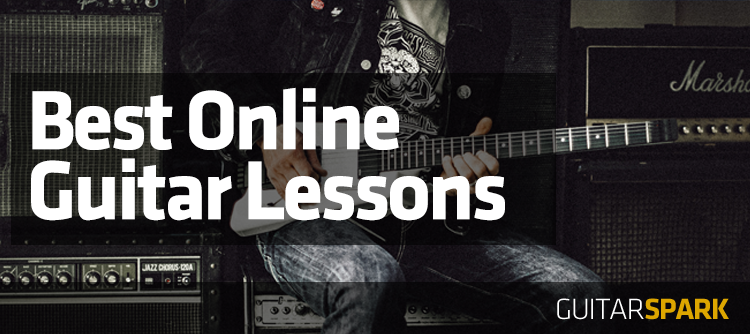 Best Online Guitar Lessons For Beginners
