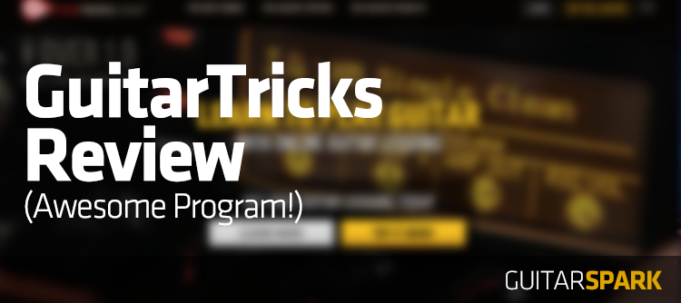Guitar Tricks Program Review